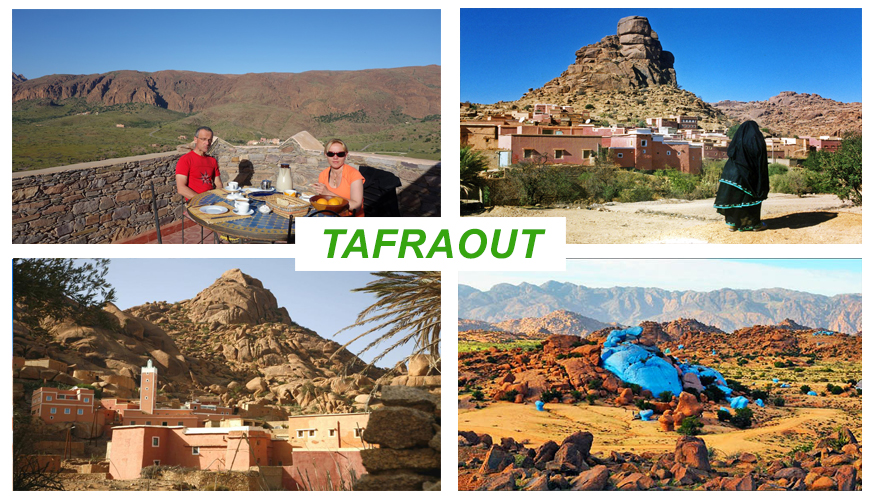 tafraout maroc